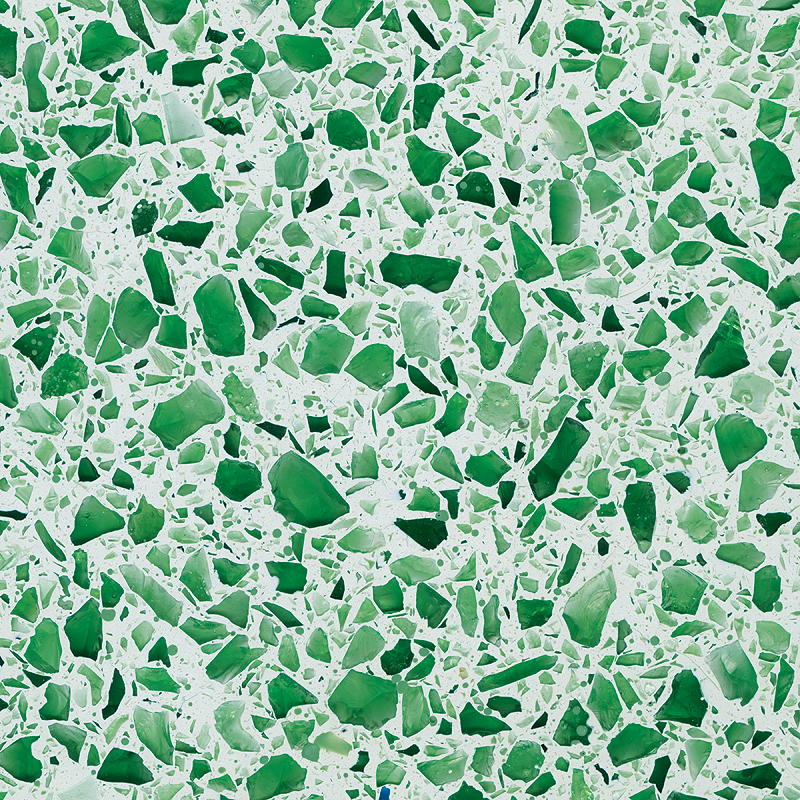 Rinato Recycled Glass Countertops
