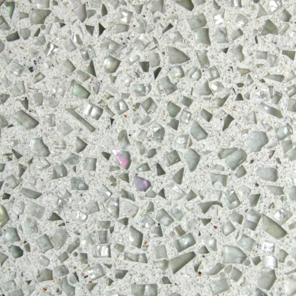 Curava Products Arctic Recycled Glass Surfaces And