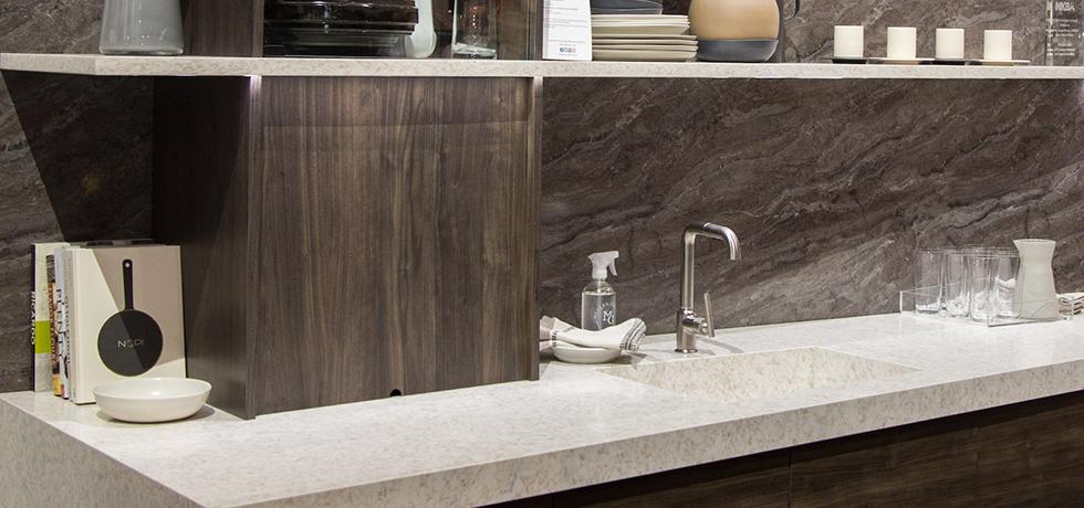 Custom Quartz Countertops : kitchen countertops isselburg custom quartz sink isselburg countertops ...
