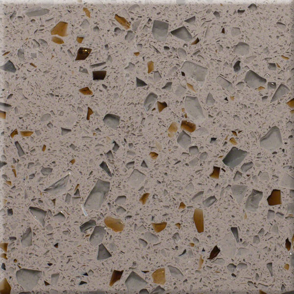 Curava Recycled Glass Countertops