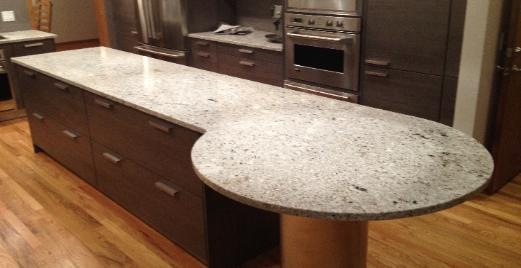 Chicagoland Area And. Wisconsin, Iowa And. Michigan For Green Countertops  Quartz, Recycled Glass And. Precioustone Countertops Chicago Granite